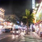 国際通り、沖縄